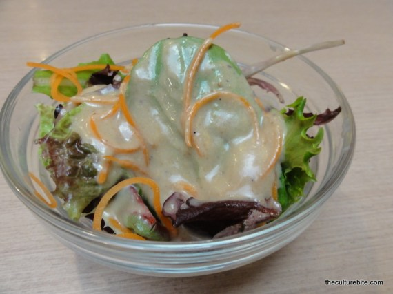 Hamano Sushi Salad