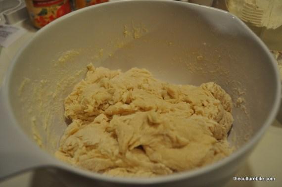 Sams Kitchen Beignet Dough