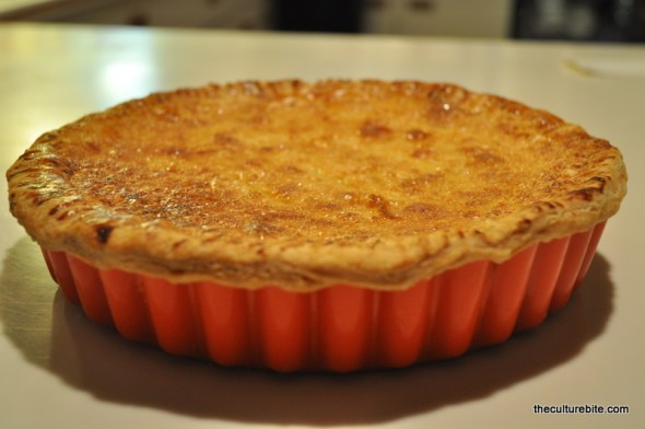 Sams Kitchen Lemon Shaker Pie
