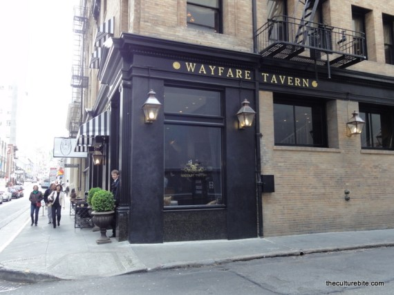 Wayfare Tavern Storefront