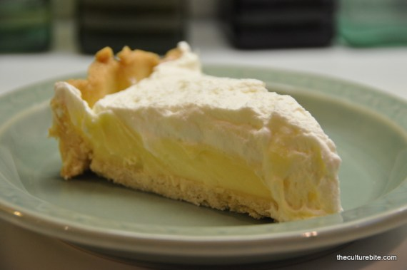 Tartine Lemon Cream Pie