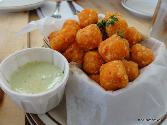 Criolla Sweet Tater Tots
