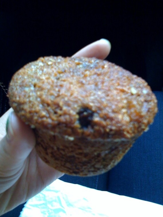 Curbside Bran Muffin