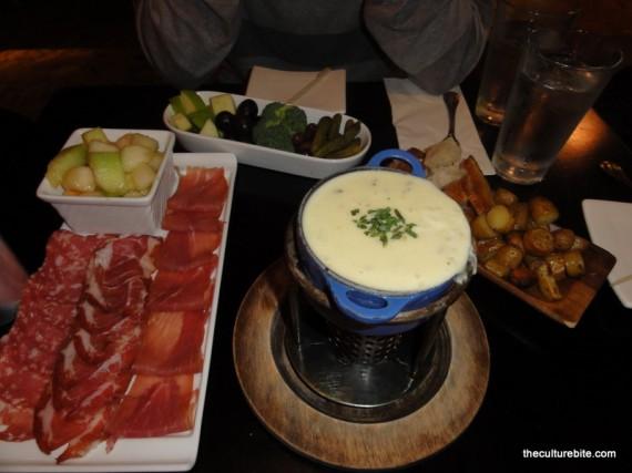 Fondue Cowboy Meal