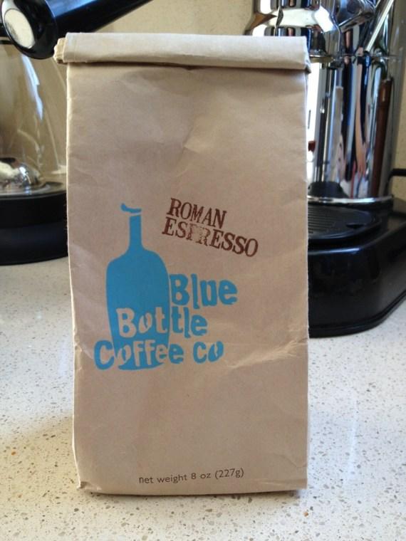 Blue Bottle Roman Espresso