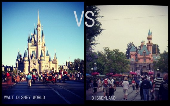 DisneylandvDisneyWorld