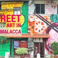 Street Art in Malacca (Melaka)