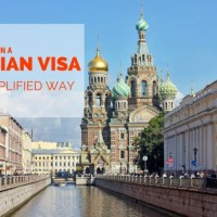 How to obtain a Russian Visa from the UK (the fool-proof way)