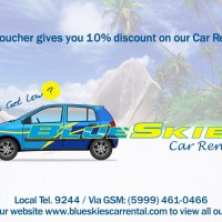 blueskies car rental voucher 200x200 BlueSkies Car Rental   Review