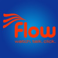 Flow Curacao Internet Logo