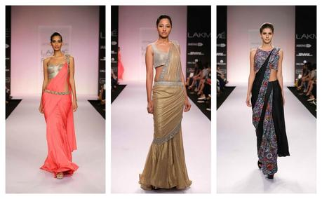 Most Trending & Modern Styles Of Sarees For Your Street Fashion