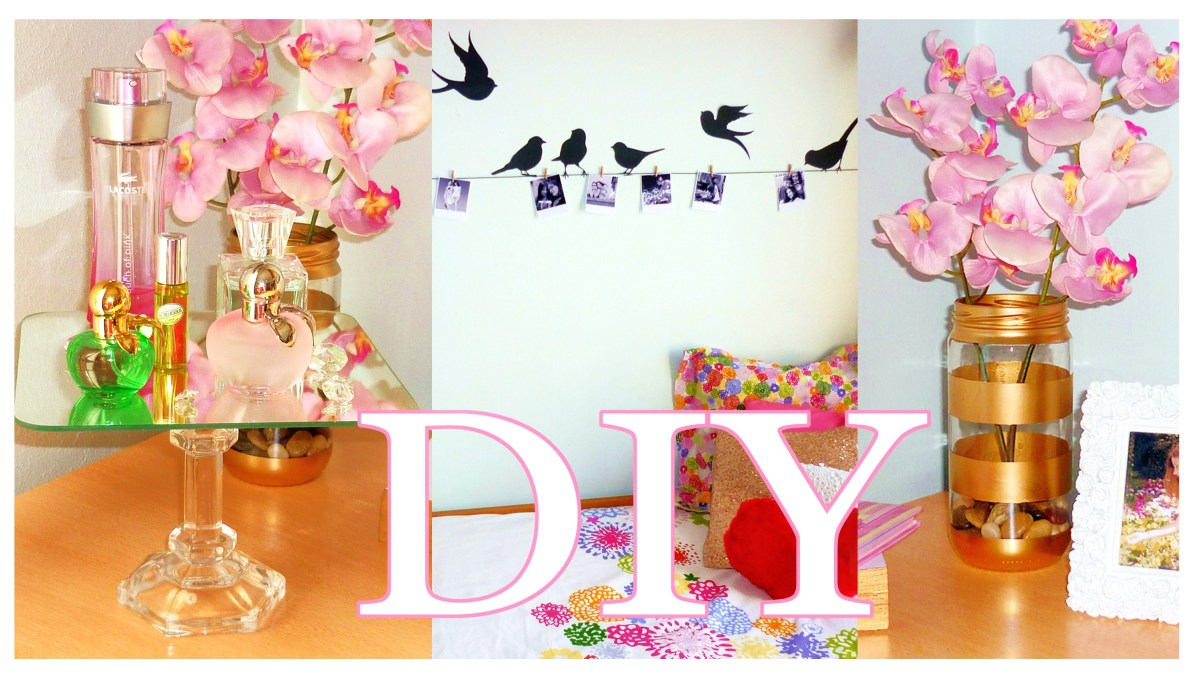 5 DIY ideas for room décor – Indian Version!