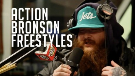 NEWS: Action Bronson Freestyle On FunkMaster Flex