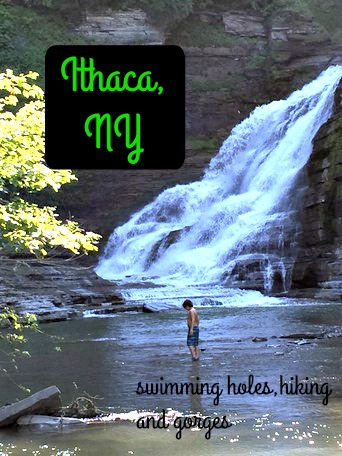 Ithaca, New York- A Family Day Hiking Gorges