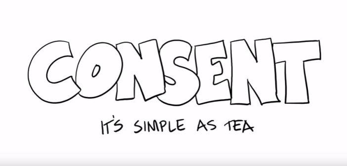 Tea Video Causes Consent Tempest