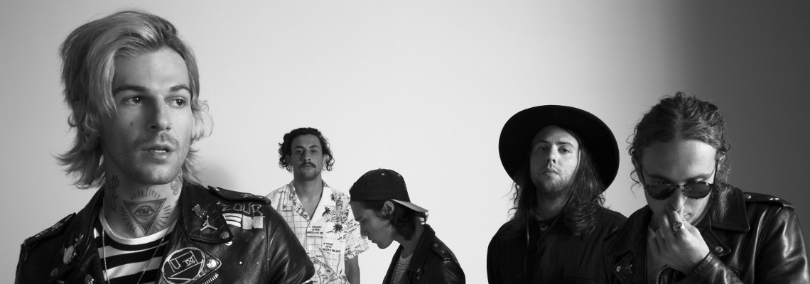 [Album Review] The Neighbourhood - 'Wiped Out!'