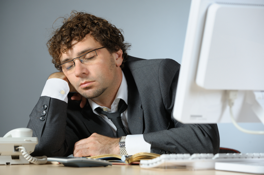 How to Stay Awake at Work When You Are Really Tired - The Daily Mind