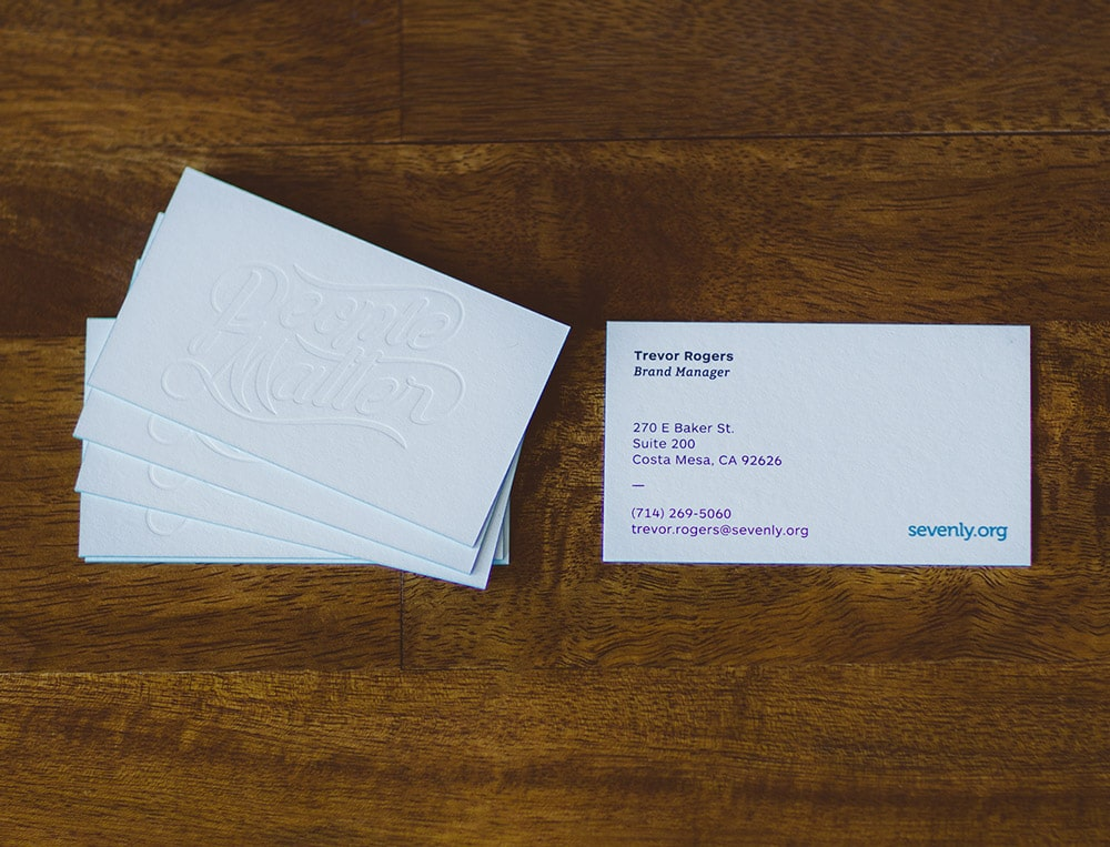 How To Make An Insanely Powerful Business Card - The Daily Positive - follow up resume