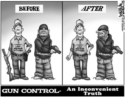 The gun control movement never misses an opportunity to exploit a mass ...