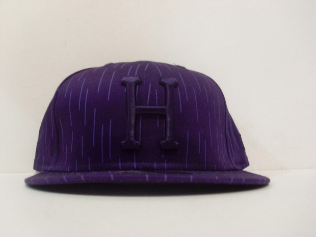 Huf rain camo New Era