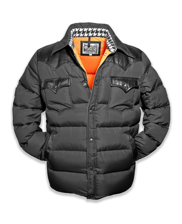 Staple Rockford Jacket Open