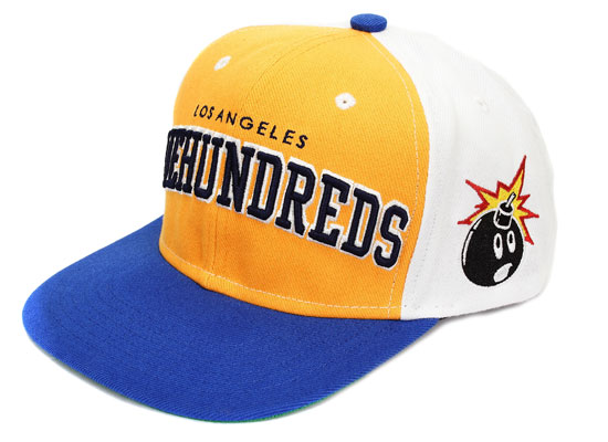 the_hundreds_snapback_player_cap_yellow_ex