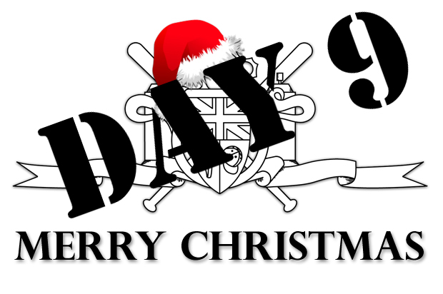 Crimbo Logo day9