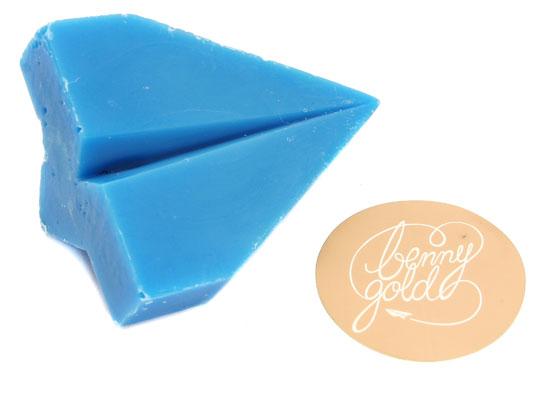 b_gold_paper_plane_skate_wax_blue_ex