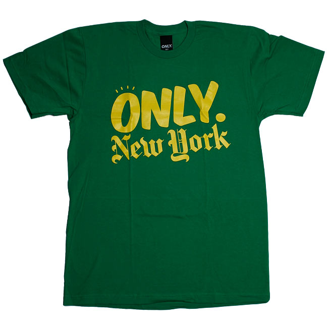 only_logotee_green