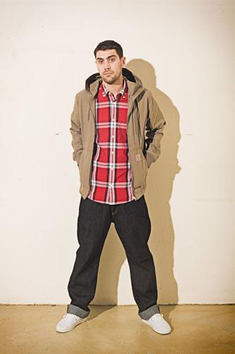 Active jacket,ss borden shirt, texas pant