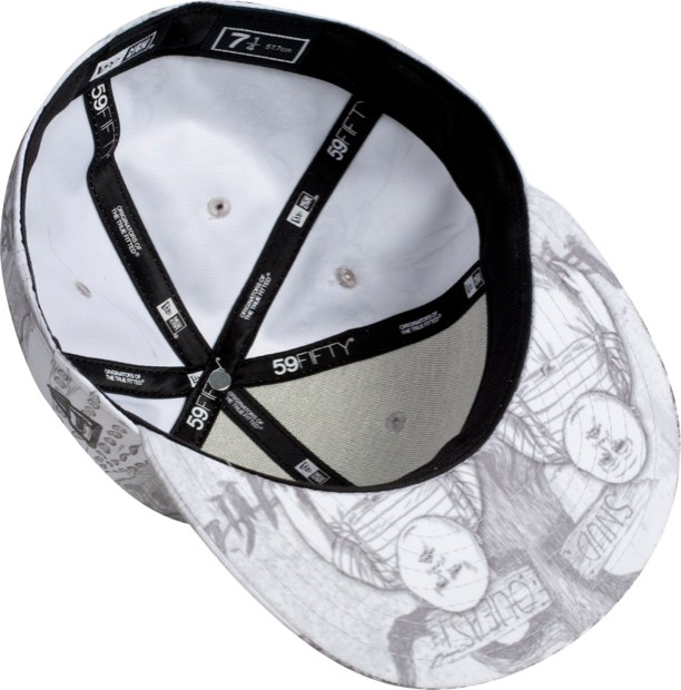All over cap