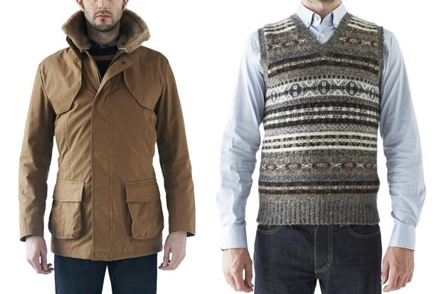 D.S.Dundee-AW10-Outerwear-Knitwear