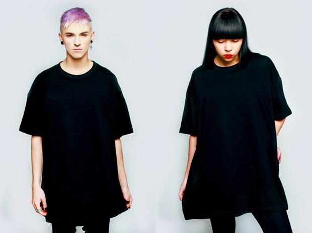 Long-Clothing-AW10-Tee-Oversize-Plain