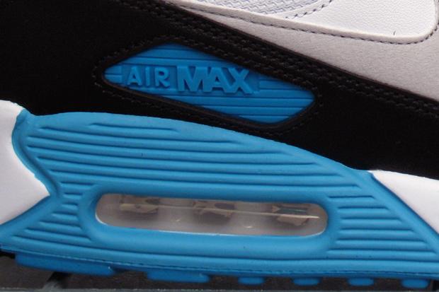 air max 90 tela nere