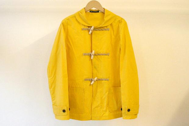 YMC-Gloverall-Waxed-Jacket-Yellow-03