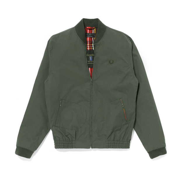 Fred-Perry-Laurel-Wreath-SS11-Ventile-Bomber-Jacket-Olive-01