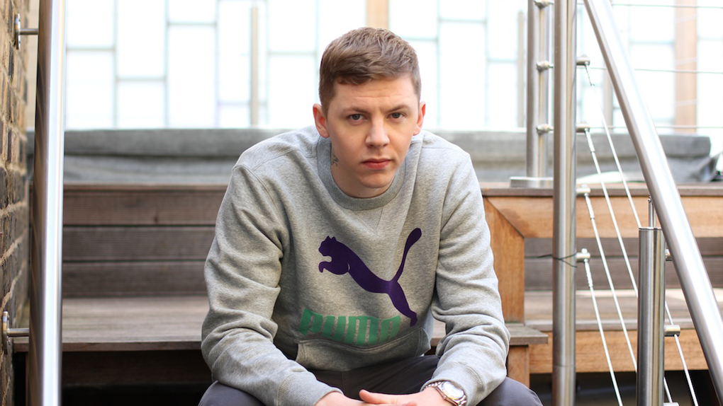 Professor Green The Inconvenient Truth The Daily Street 03
