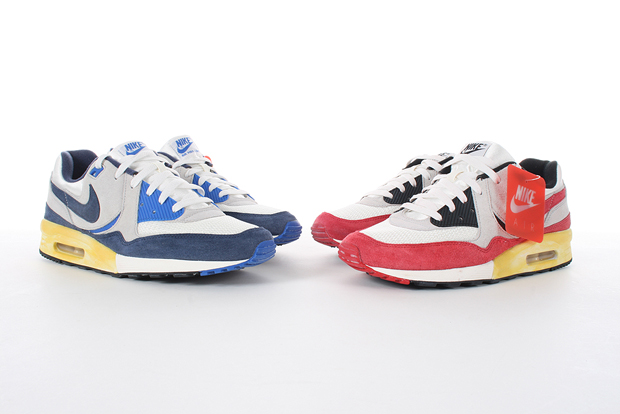check out 8ec28 9841f NIke Air Max Light Vintage QS (Blue  Red)
