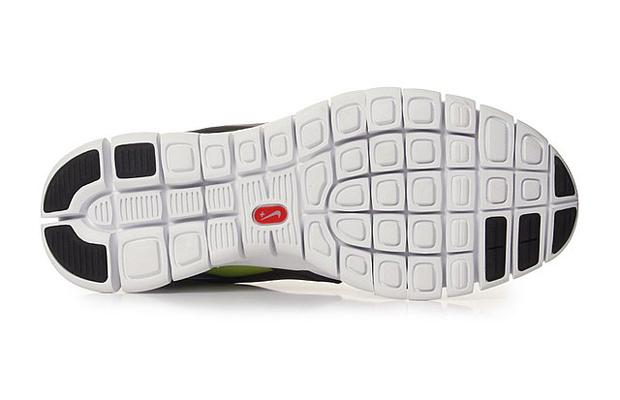 Nike Huarache Free 2012 (White/Soar/Cyber)