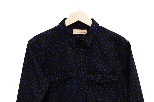 Libertine-Libertine-AW12-Howl-Shirt-Blue-Leopard-Print-02