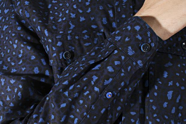 Libertine-Libertine-AW12-Howl-Shirt-Blue-Leopard-Print-03