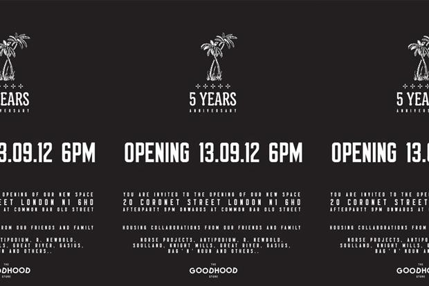 Goodhood-5-year-anniversary-store