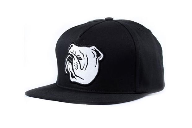 Indcsn-Bulldog-Snapback-Cap-Black