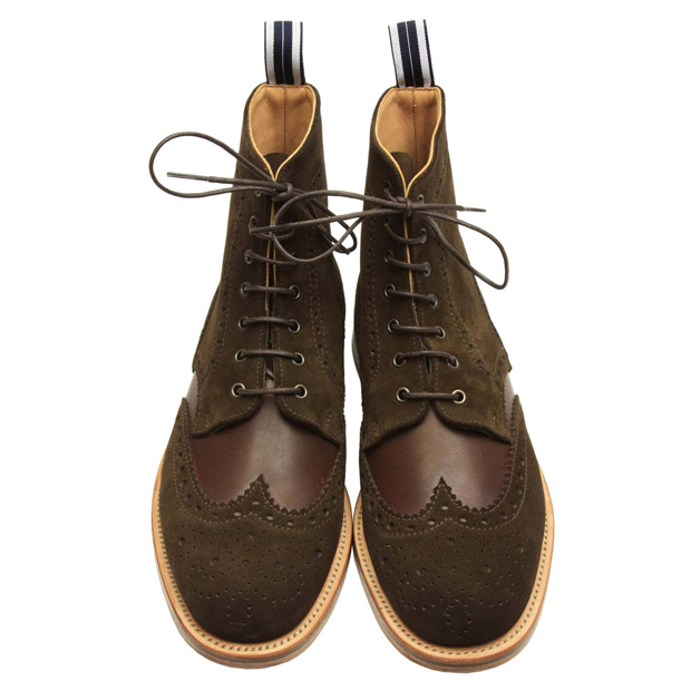 Oliver-Spencer-AW12-Brogue-Boot-Brown-02