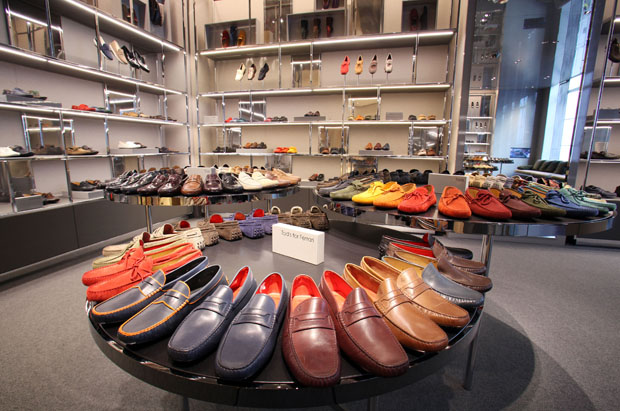 SELFRIDGES Mens Shoes - 3 - driving shoes