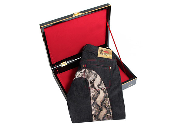 Evisu-Year-of-the-Snake-Gold-Edition-Denim-1