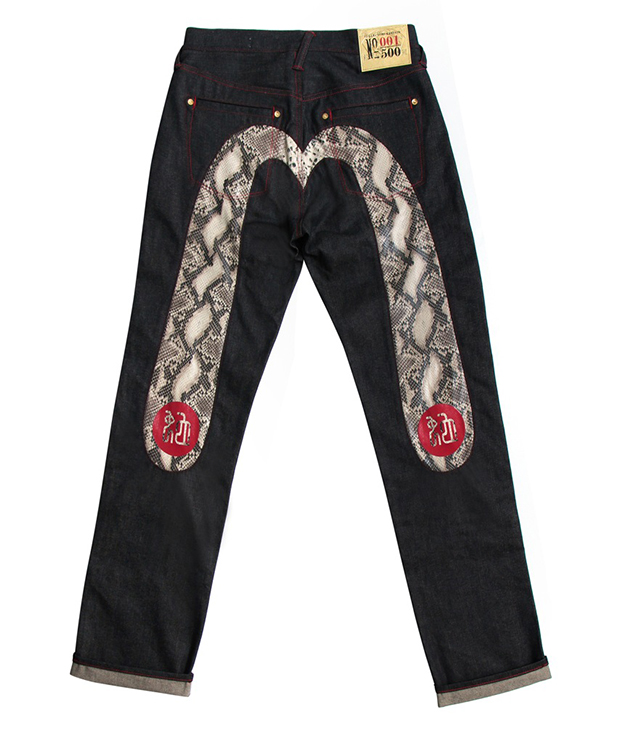 Evisu-Year-of-the-Snake-Gold-Edition-Denim-4
