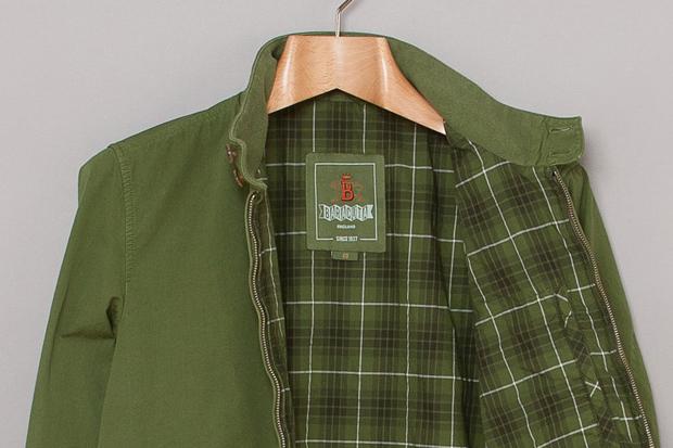 Baracuta Garment Dyed Jackets 03