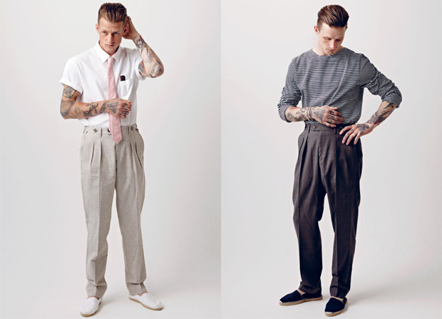Hentsch Man Spring Summer 2013 Lookbook 08