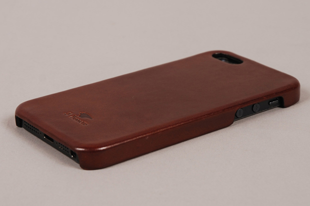 Il Bussetto Leather iPhone 5 Case 02